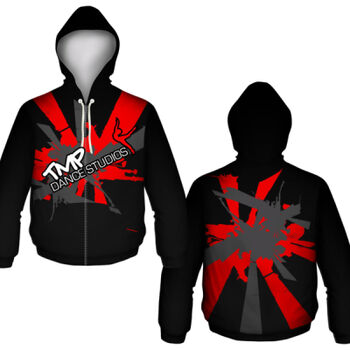 TMP Reversible Jacket  Thumbnail