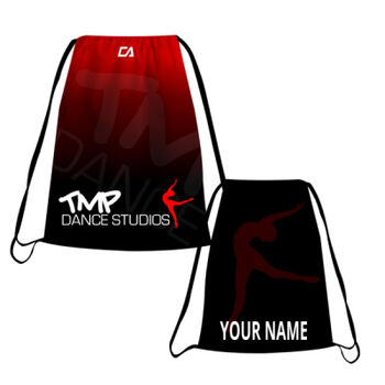 TMP Drawstring Bag Thumbnail