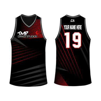 TMP Basketball Jersey Thumbnail